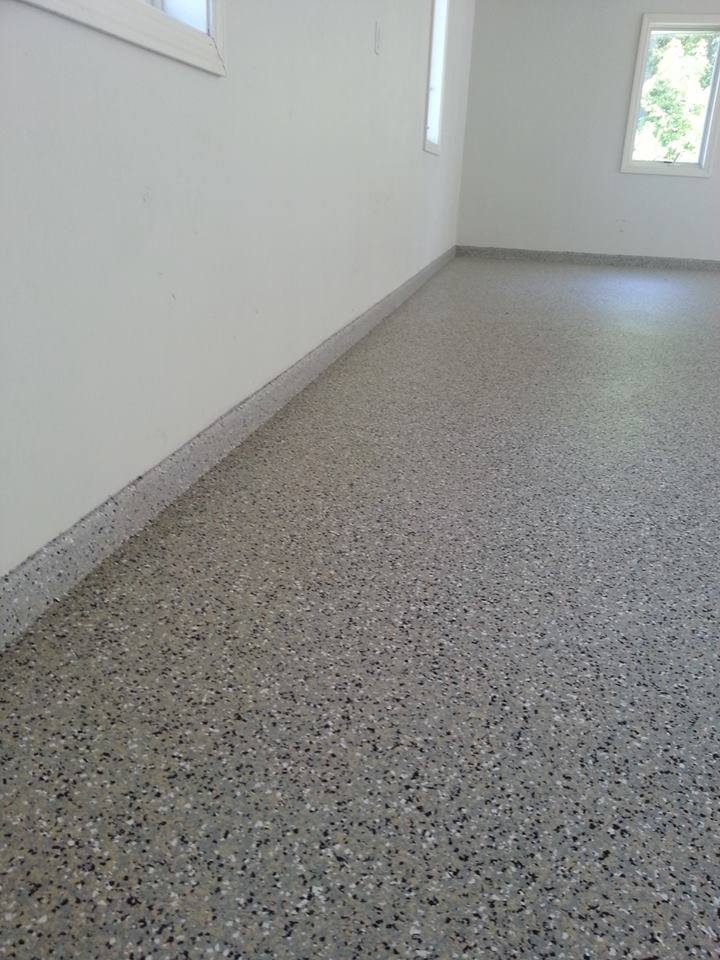 Garage Plastic Flooring For Dining Room Carpet: Garage Flooring MA NH ME Rubber Tiles Epoxy Floor Paint