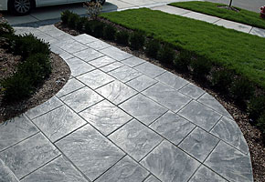 Reseal stamped concrete patio nh ma sealing contractor for Reseal cork flooring