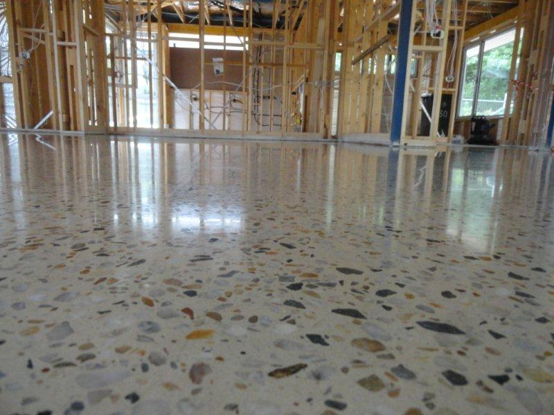 Concrete Floor MA NH And MAINE Flooring Contractor